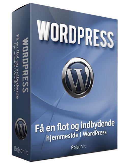 WordPress hjemmesider i forskellige prisklasser